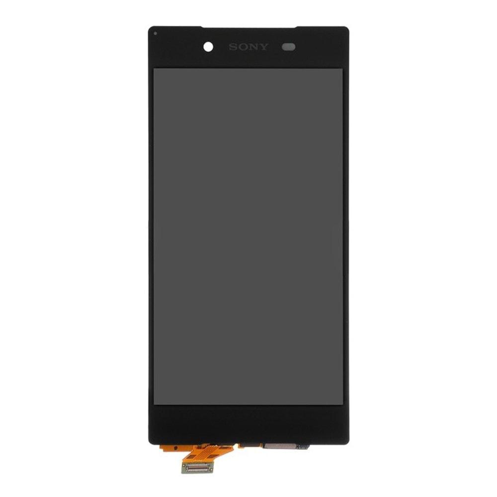 Sony Xperia Z5 LCD displej dotykové sklo černý komplet (originál lcd)