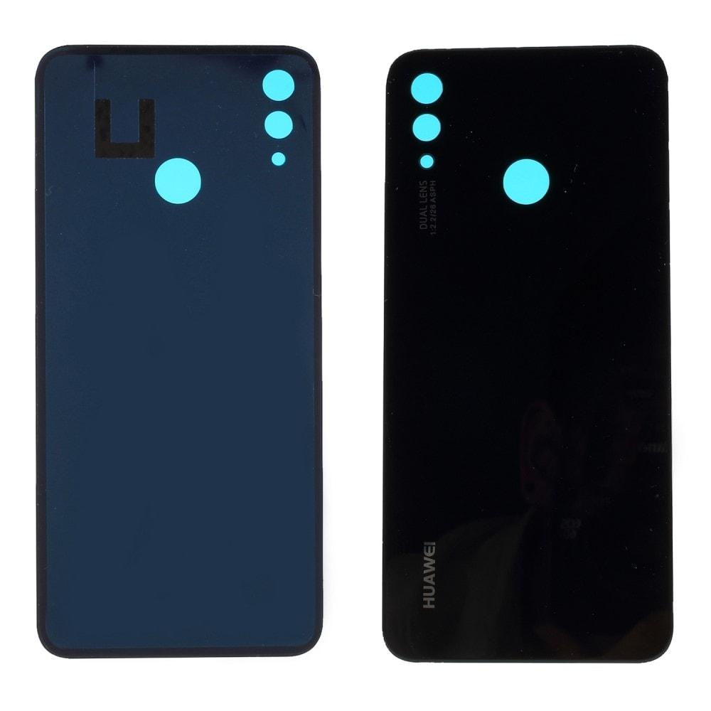 Huawei Nova 3i zadní kryt skleněný černý Black