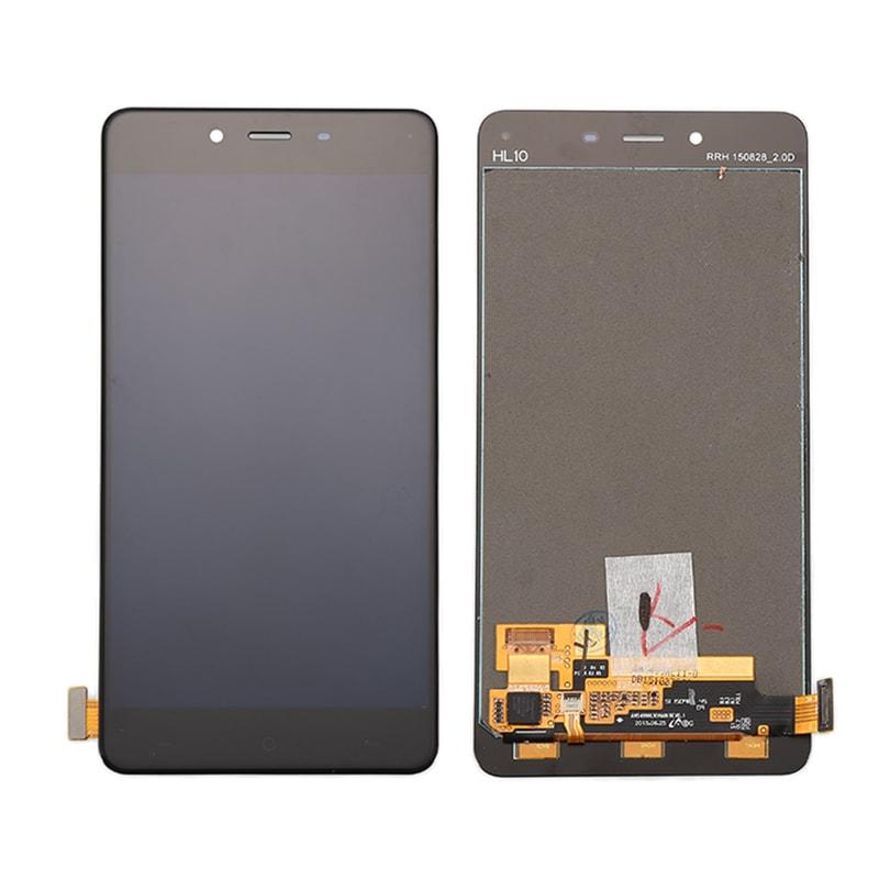 Oneplus X LCD displej černý + dotykové sklo
