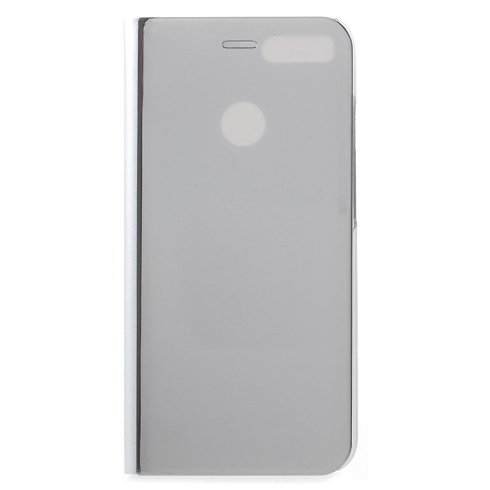 Xiaomi Mi A1 ochranné pouzdro obal knížka stříbrná