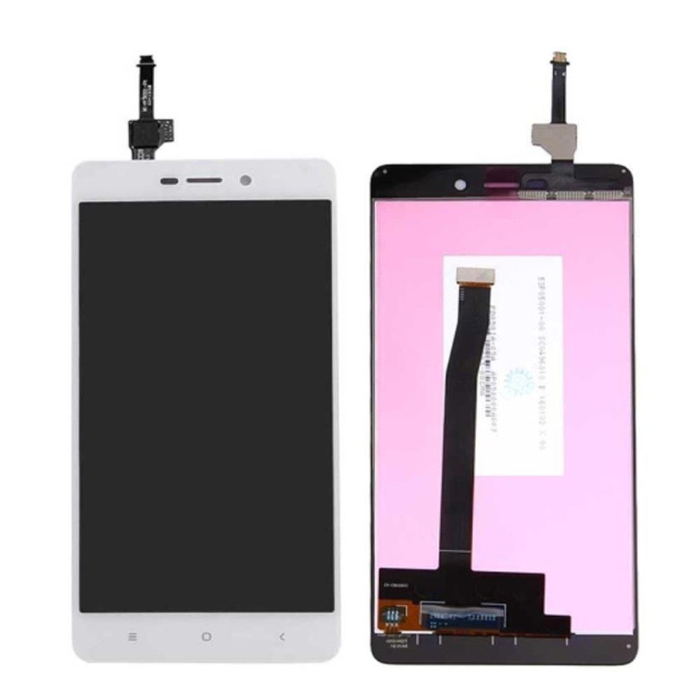 Xiaomi Redmi 3 / 3S LCD displej bílý + dotykové sklo komplet