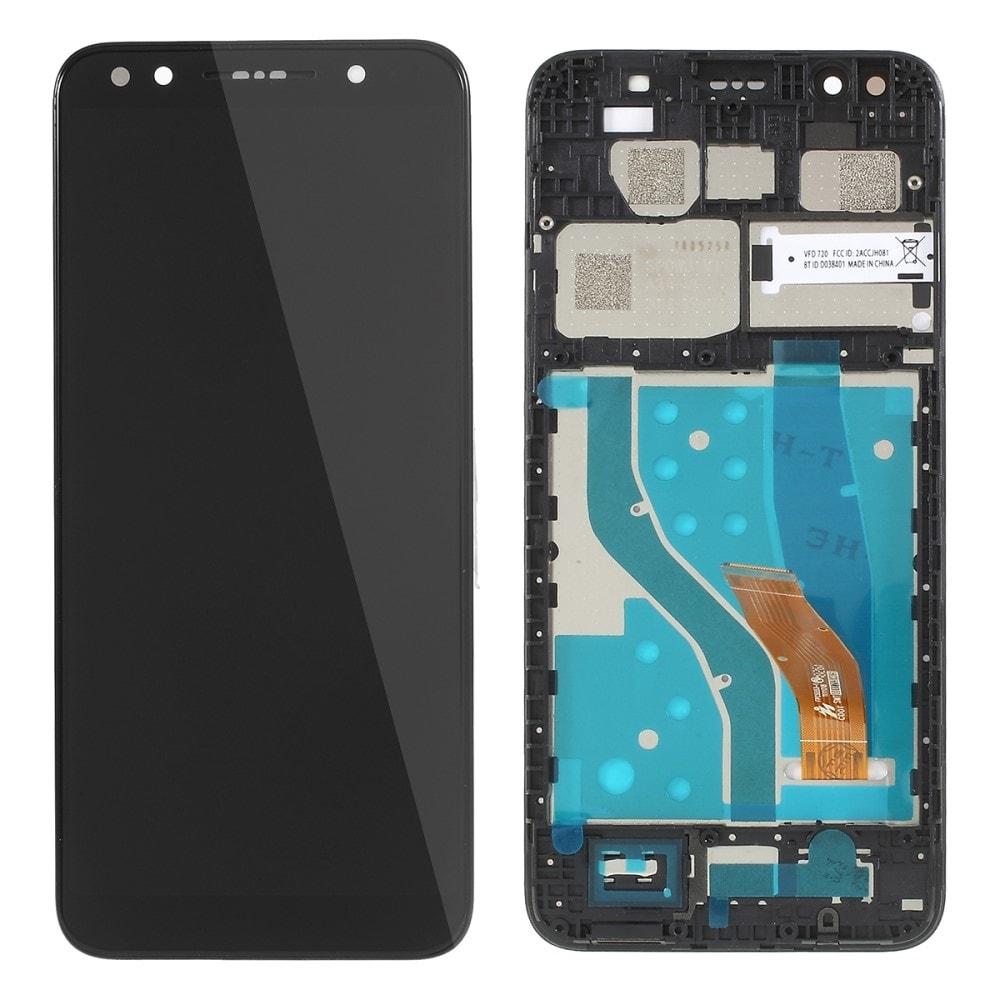 Vodafone N9 VFD720 LCD displej dotykové sklo komplet přední panel včetně rámečku