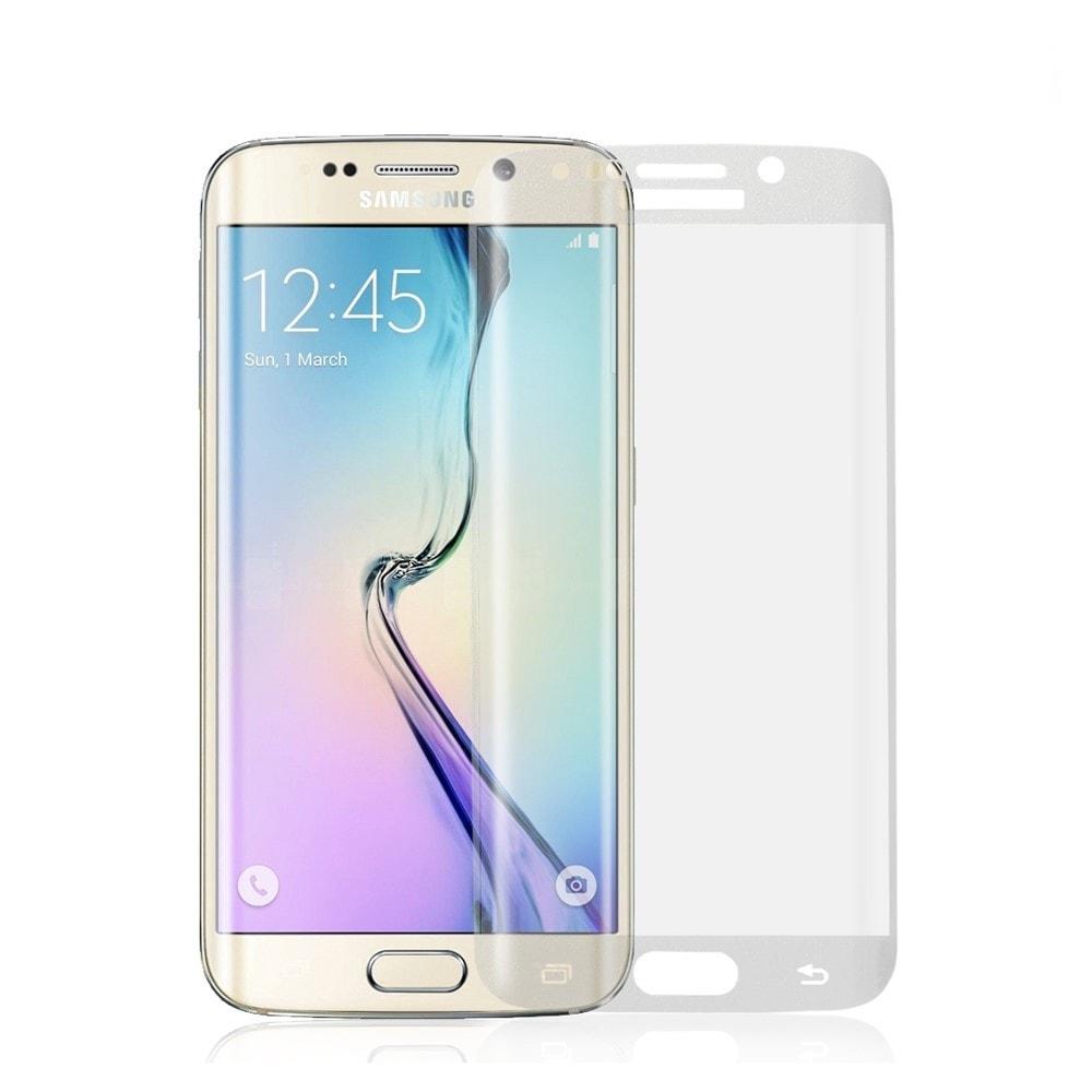 Samsung Galaxy S6 Edge 3D Ochranné tvrzené sklo G925F