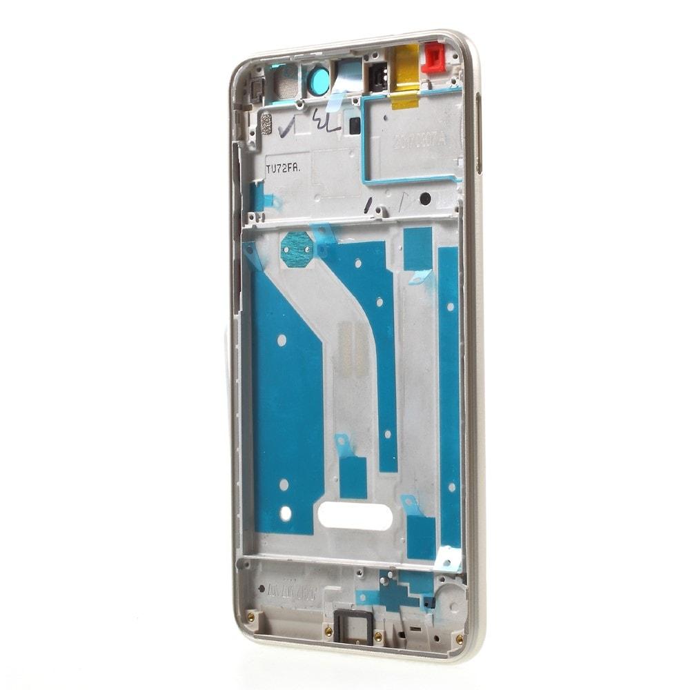 Huawei P9 Lite 2017 / Honor 8 Lite střední rámeček LCD zlatý