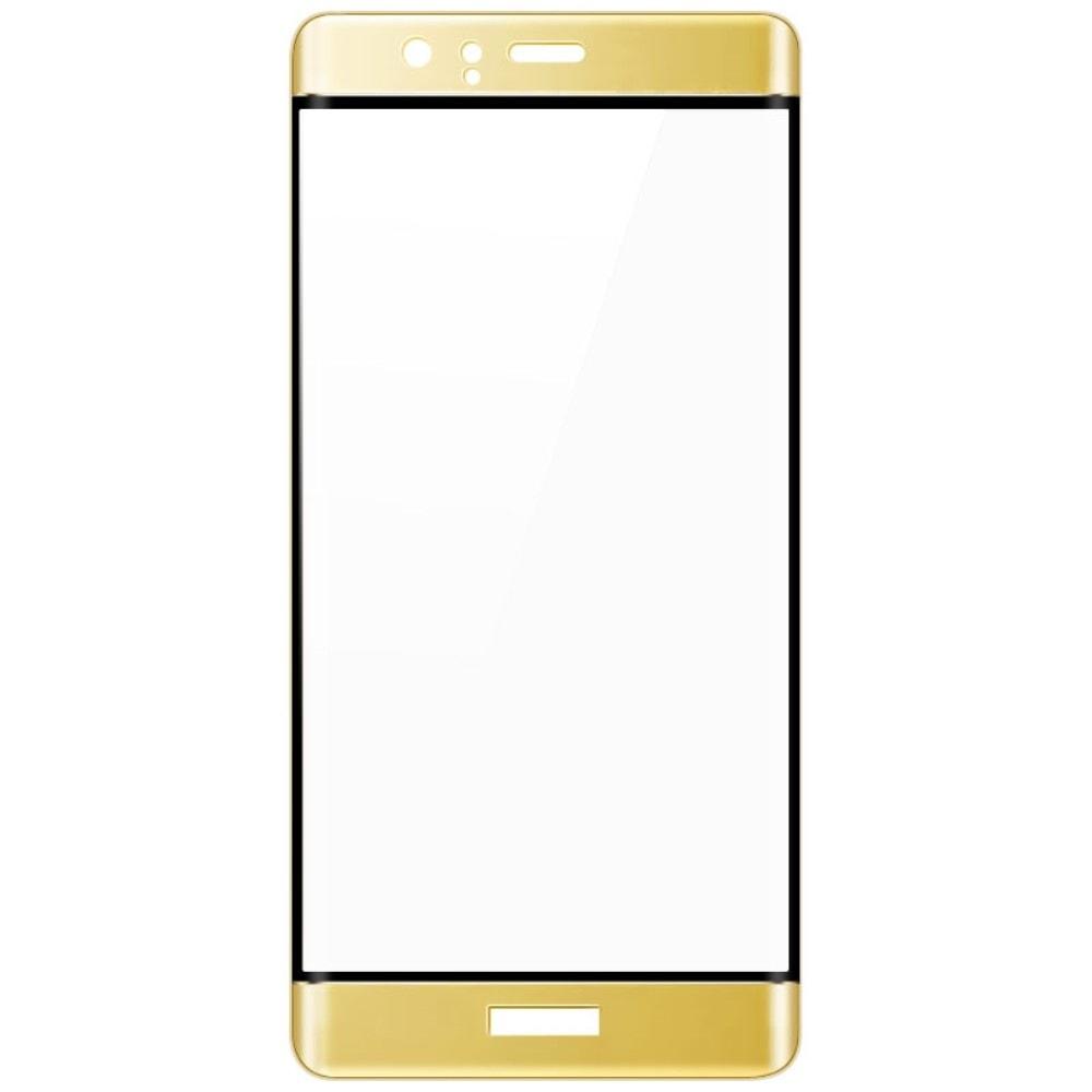 Huawei P9 3D Ochranné tvrzené sklo IMAK zlaté