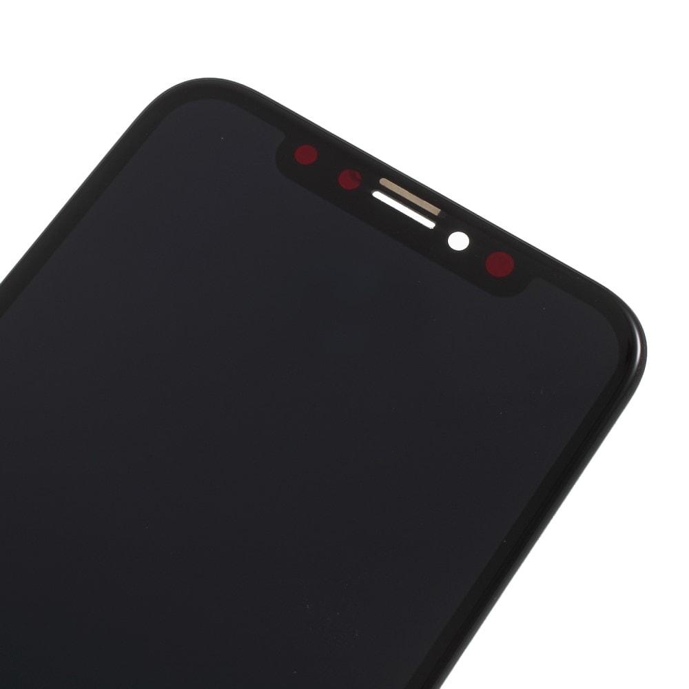 Apple iPhone X LCD TFT komplet přední panel dotykové sklo