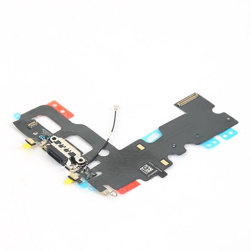 Apple iPhone 7 dock flex nabíjení anténa lightning konektor černý