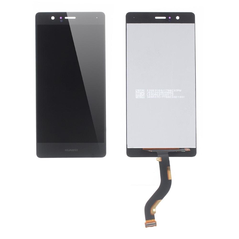 Huawei P9 Lite LCD displej černý + dotykové sklo komplet