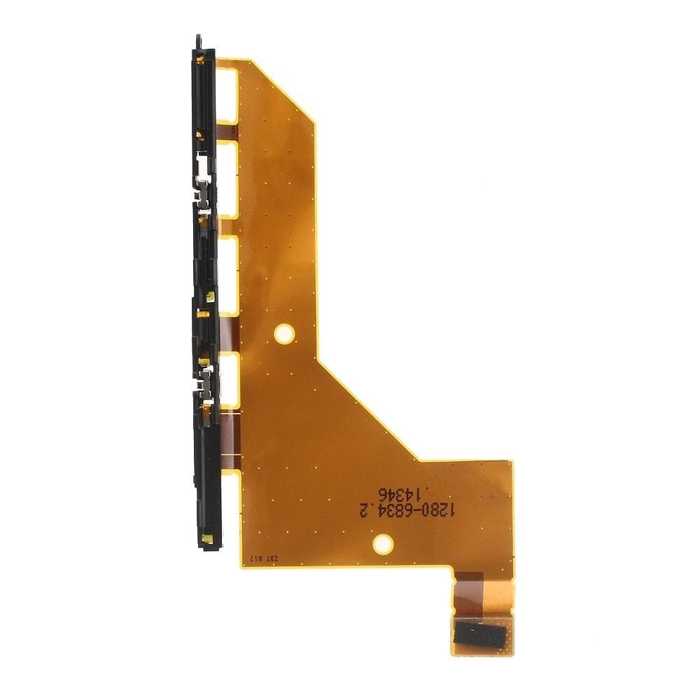Sony Xperia Z3 Flex bočních bezdrátového nabíjení wireless charging D6603