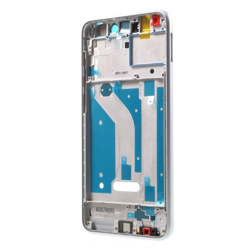 Huawei P9 Lite 2017 / Honor 8 Lite střední rámeček LCD stříbrný