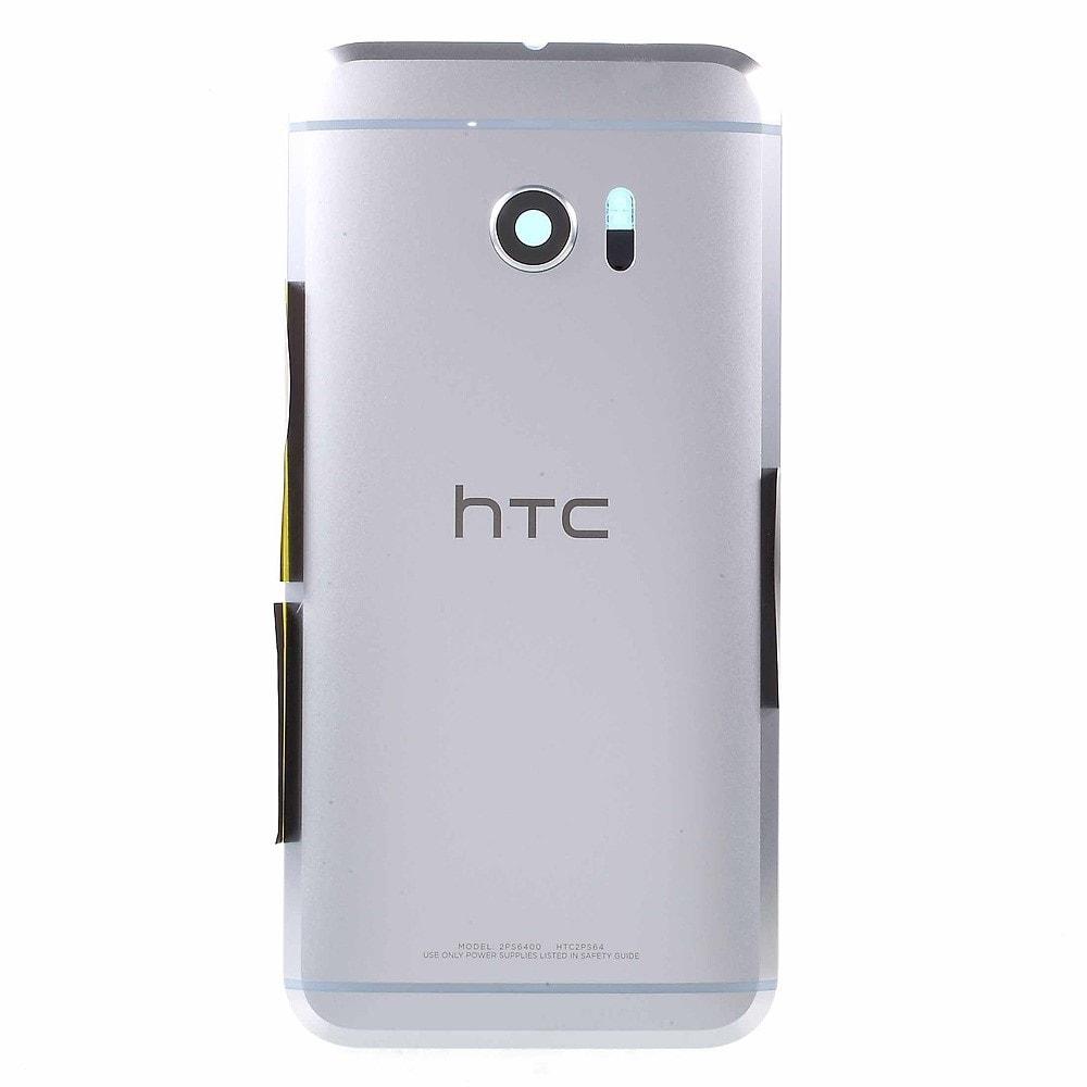 HTC 10 zadní kryt baterie stříbrný