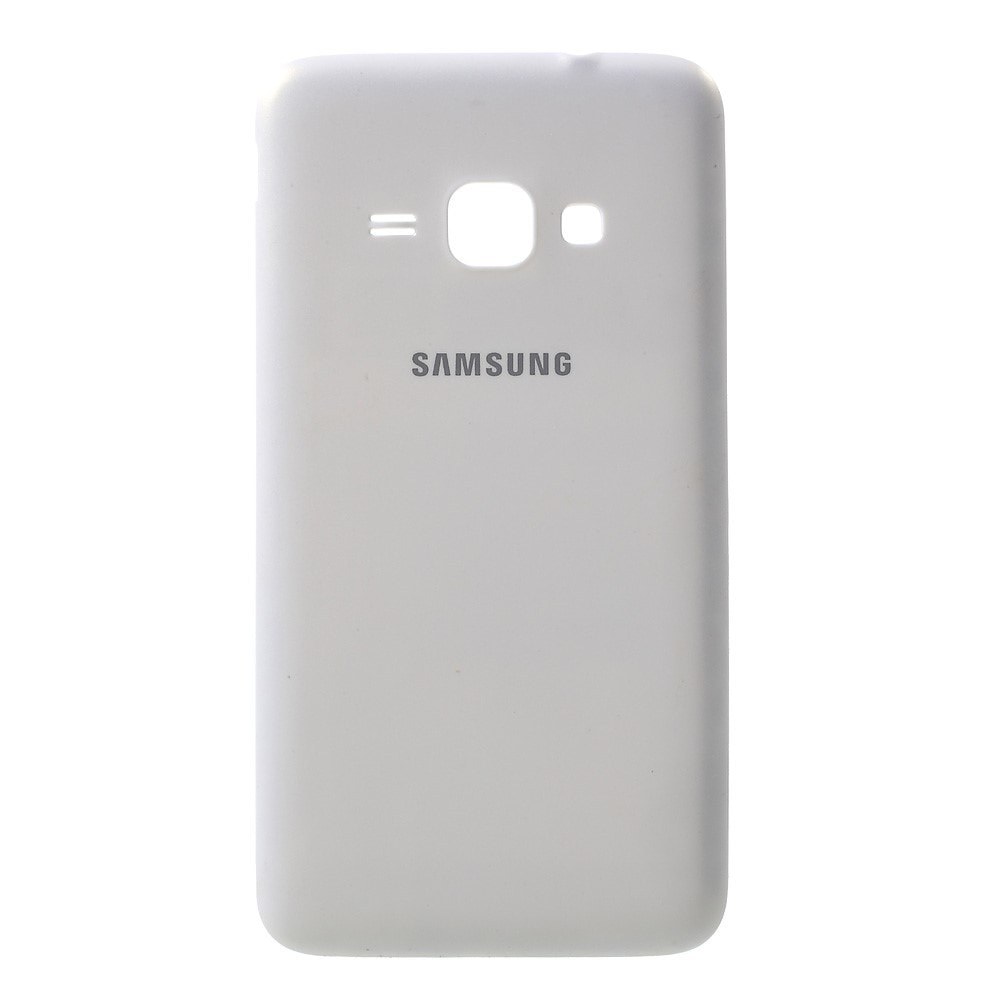 Samsung Galaxy J1 2016 zadní kryt baterie bílý J120