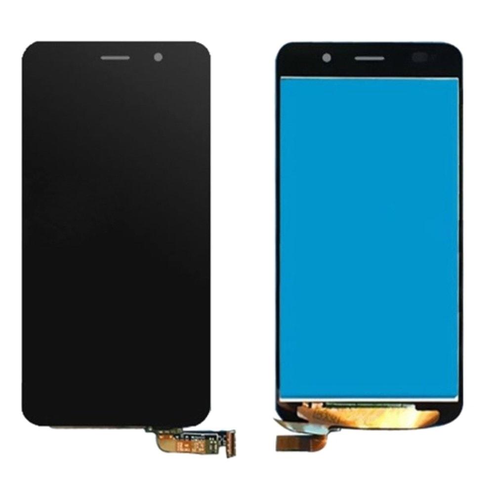 Huawei Honor 4A / Y6 LCD displej dotykové sklo černé