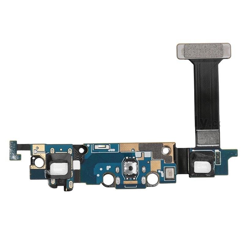 Samsung Galaxy S6 Edge micro usb SUB dock konektor nabíjení senzorická tlačítka mikrofon G925F