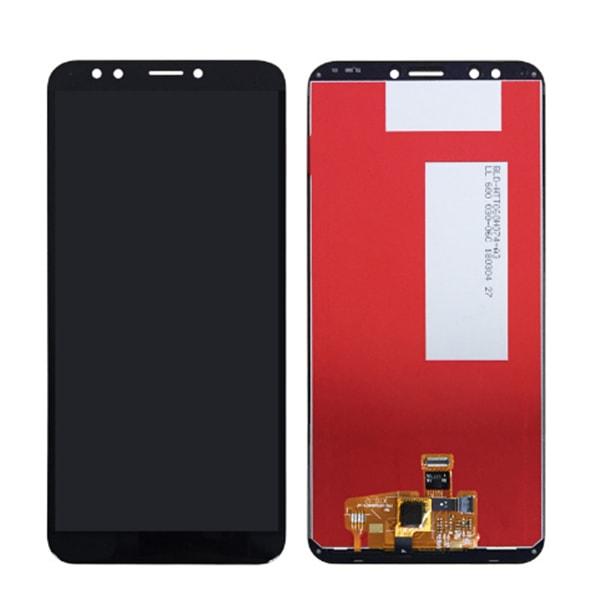 Huawei Y7 Prime (2018) LCD displej dotykové sklo černé