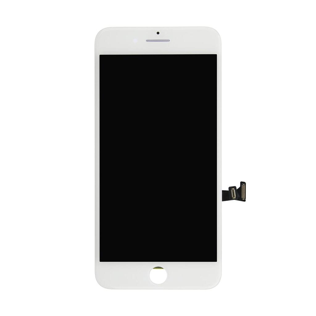 Apple iPhone 7 Plus LCD displej bílý dotykové sklo komplet přední panel
