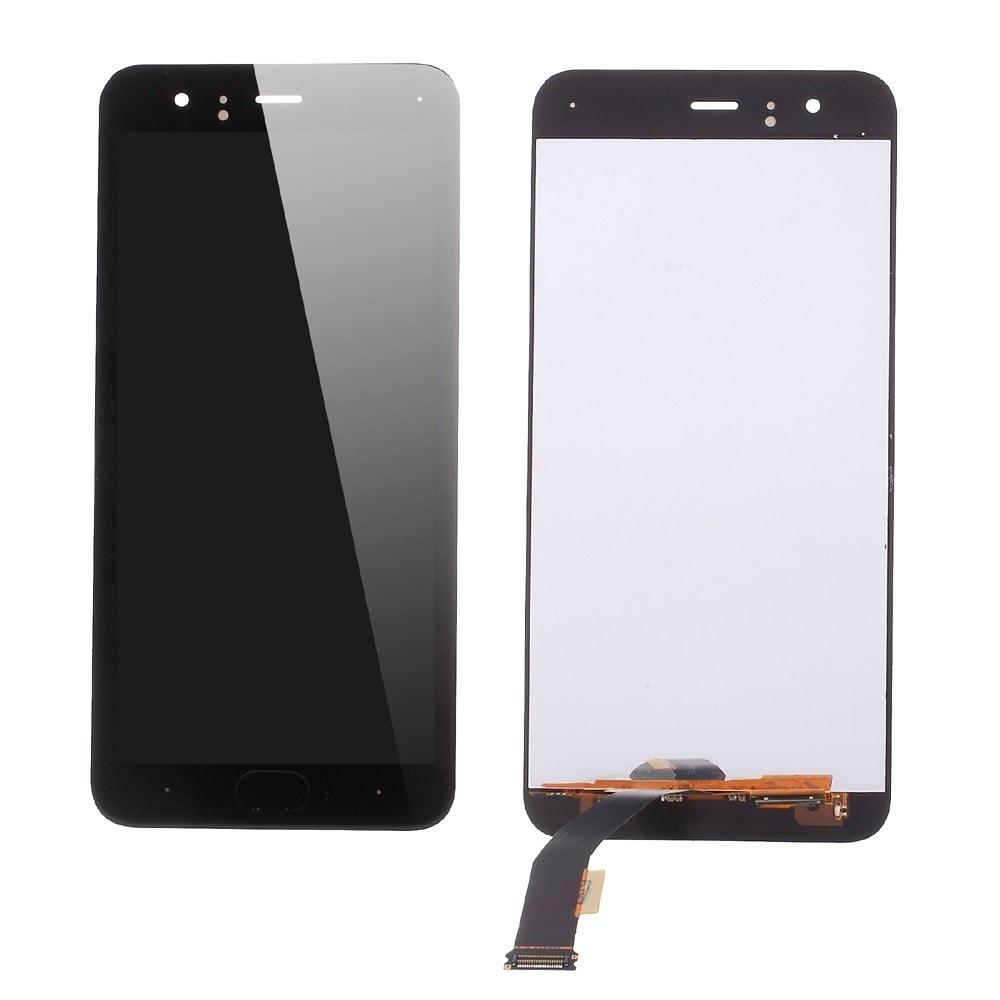 Xiaomi Mi6 LCD displej komplet dotykové sklo černé