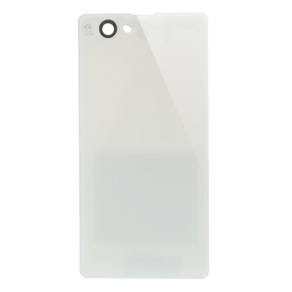Sony Xperia Z1 compact zadní kryt baterie bílý D5503