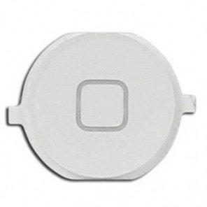 Apple iPhone 4S home button domovské tlačítko + flex kabel Bílá