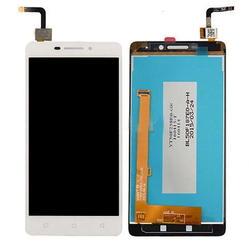 Lenovo Vibe P1m LCD displej bílý + dotykové sklo komplet