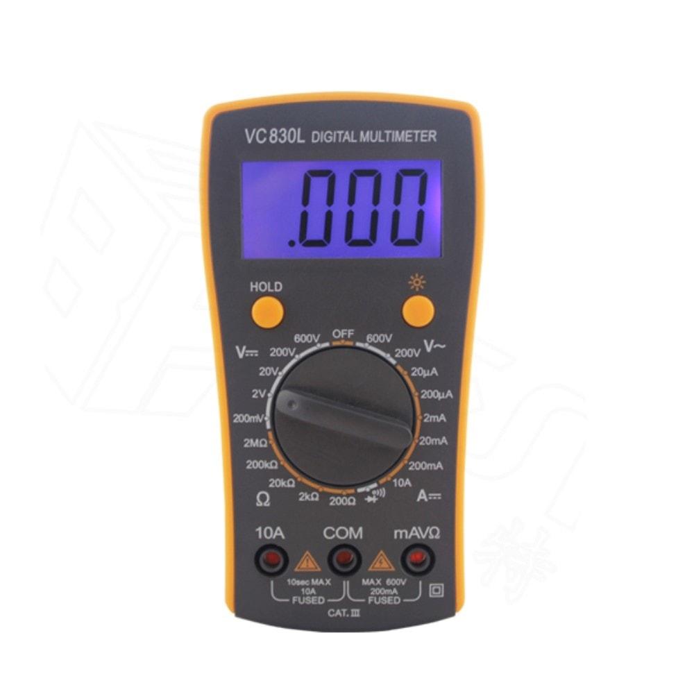 Digitální Multimetr AC / DC tester BEST BST-VC830L