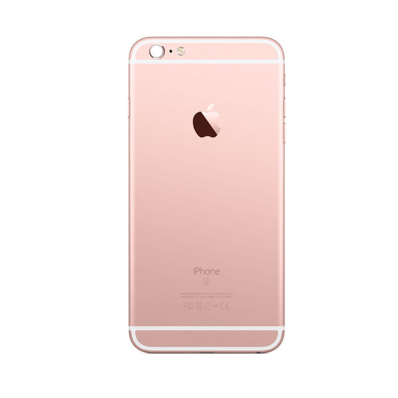 Apple iPhone 6S Plus zadní kryt baterie růžový rose gold