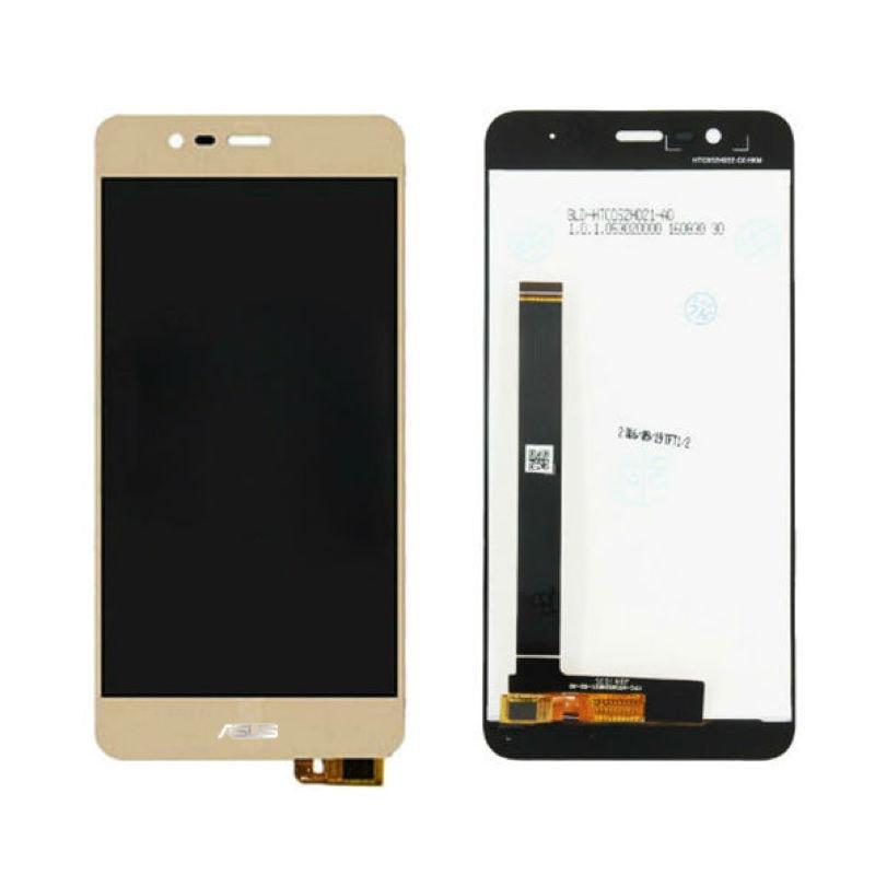 Asus Zenfone 3 Max ZC520TL LCD displej zlatý + dotykové sklo komplet