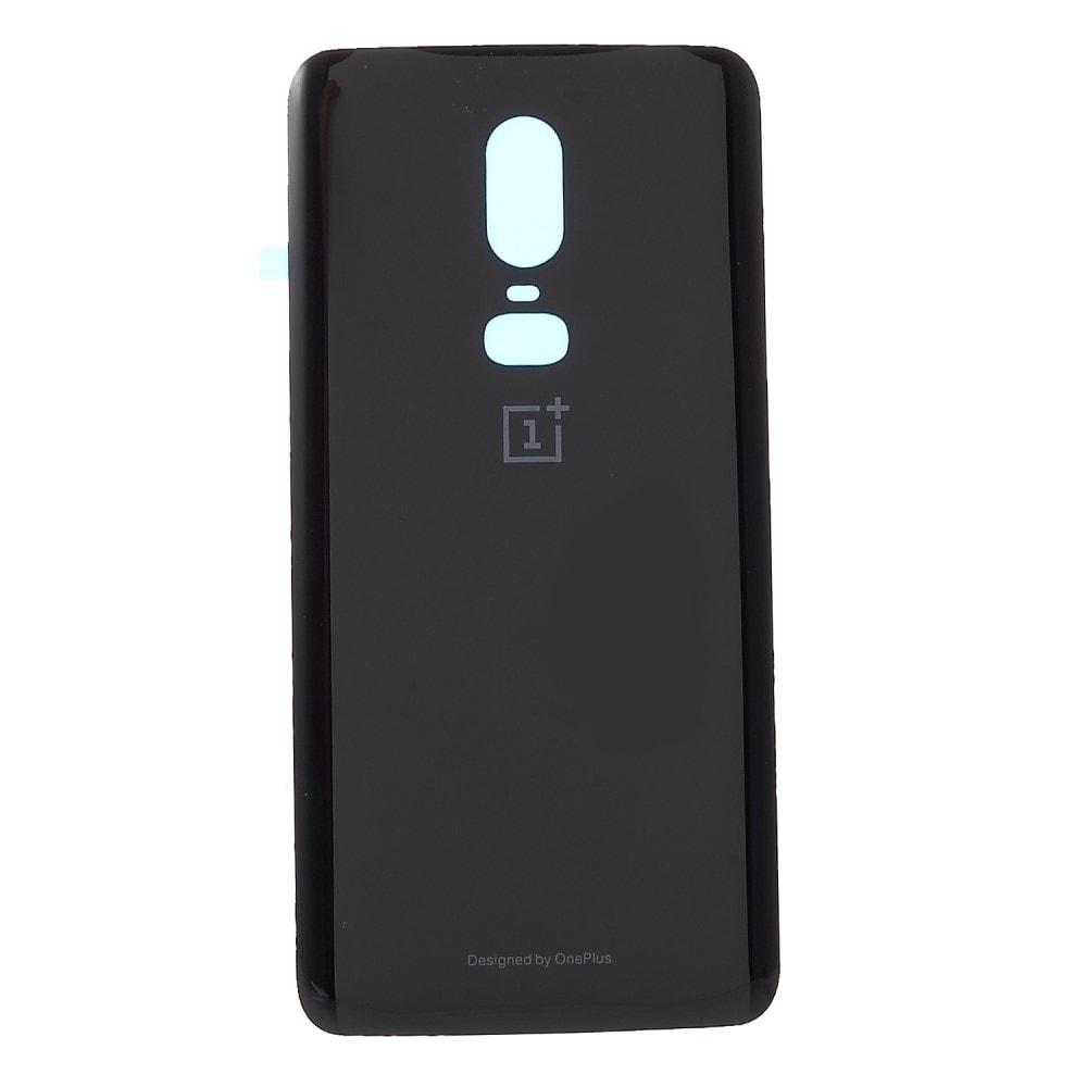 Oneplus 6 zadní kryt baterie skleněný černý