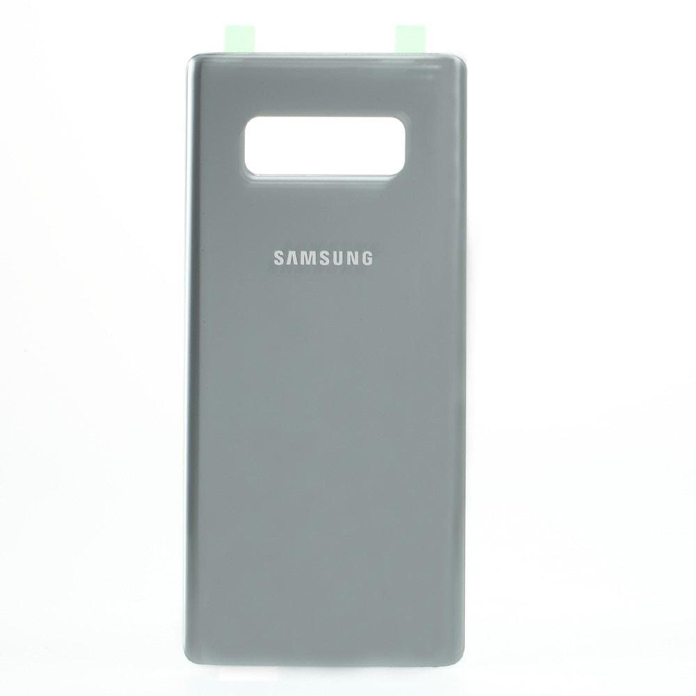 Samsung Galaxy Note 8 Zadní kryt baterie stříbrný N950