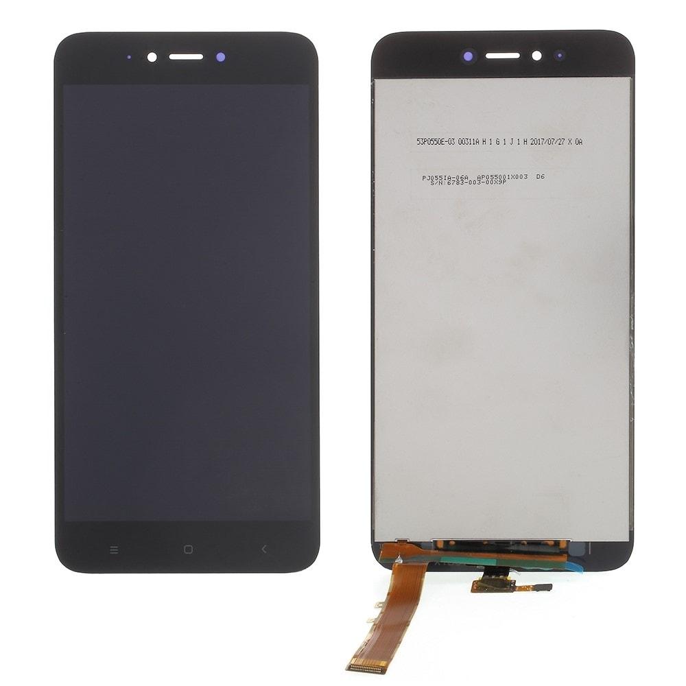 Xiaomi Redmi Note 5A LCD displej dotykové sklo černé