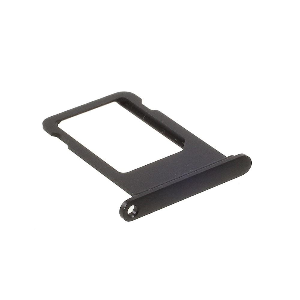 Apple iPhone 7 Plus šuplík na SIM kartu černý matný