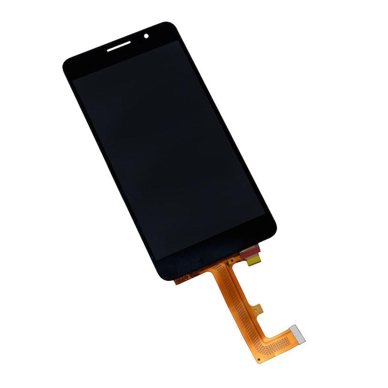 Honor 6 LCD displej černý + dotykové sklo komplet