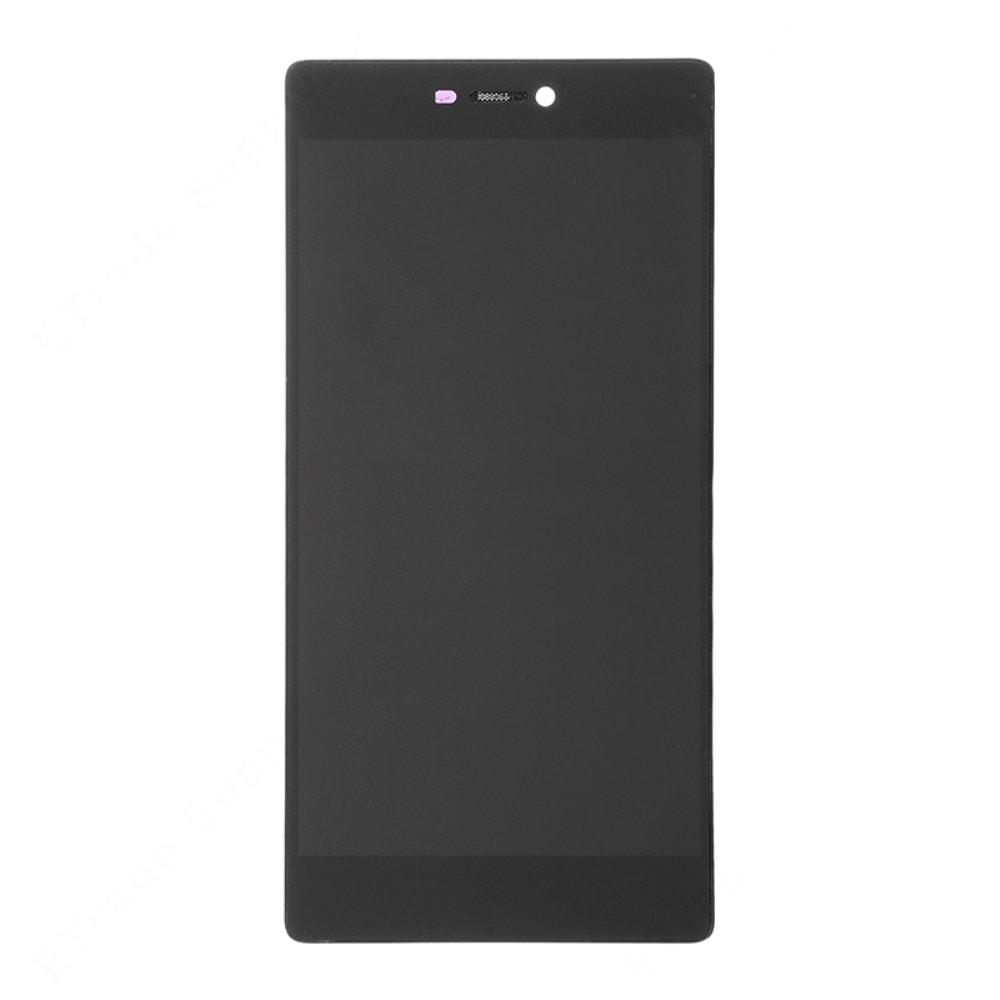 Huawei P8 LCD displej dotykové sklo černé včetně rámečku