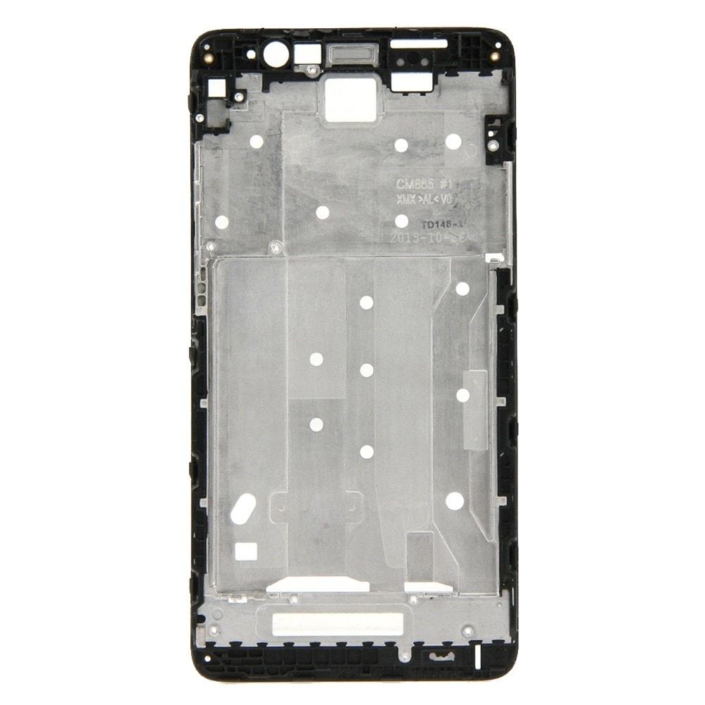 Xiaomi Redmi Note 3 rámeček pod LCD střední kryt telefonu černý
