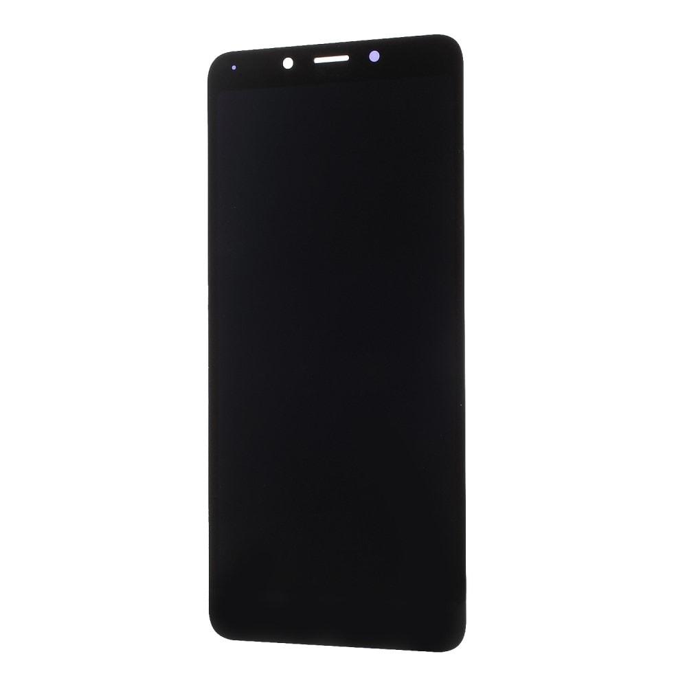 Xiaomi Redmi 6 / 6A LCD displej černý dotykové sklo přední panel