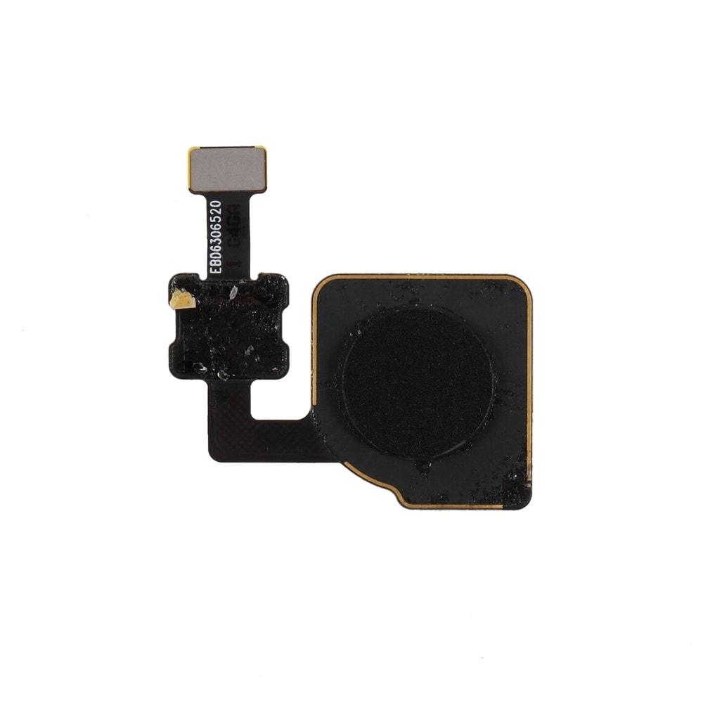 Google Pixel 2 XL čtečka otsiku prstu flex home tlačítko černé