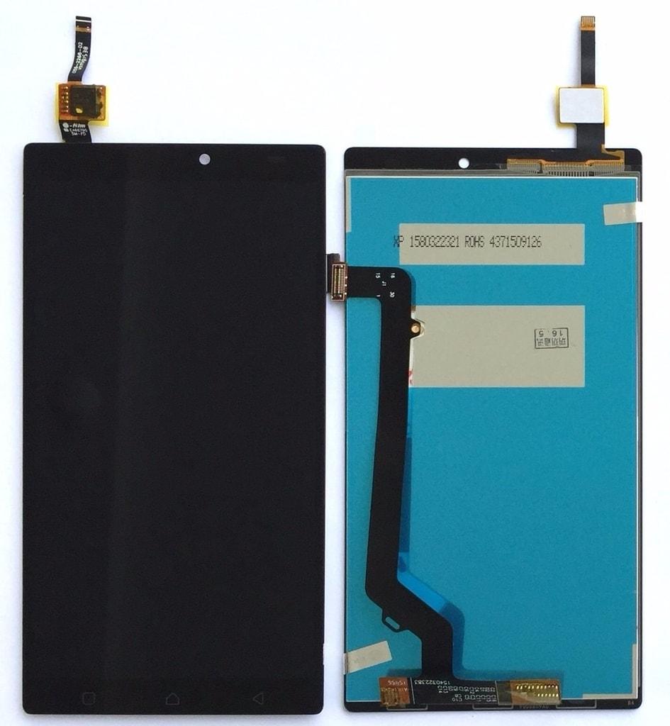 Lenovo A7010 LCD displej + dotykové sklo komplet / K4 Note / Vibe X3 lite
