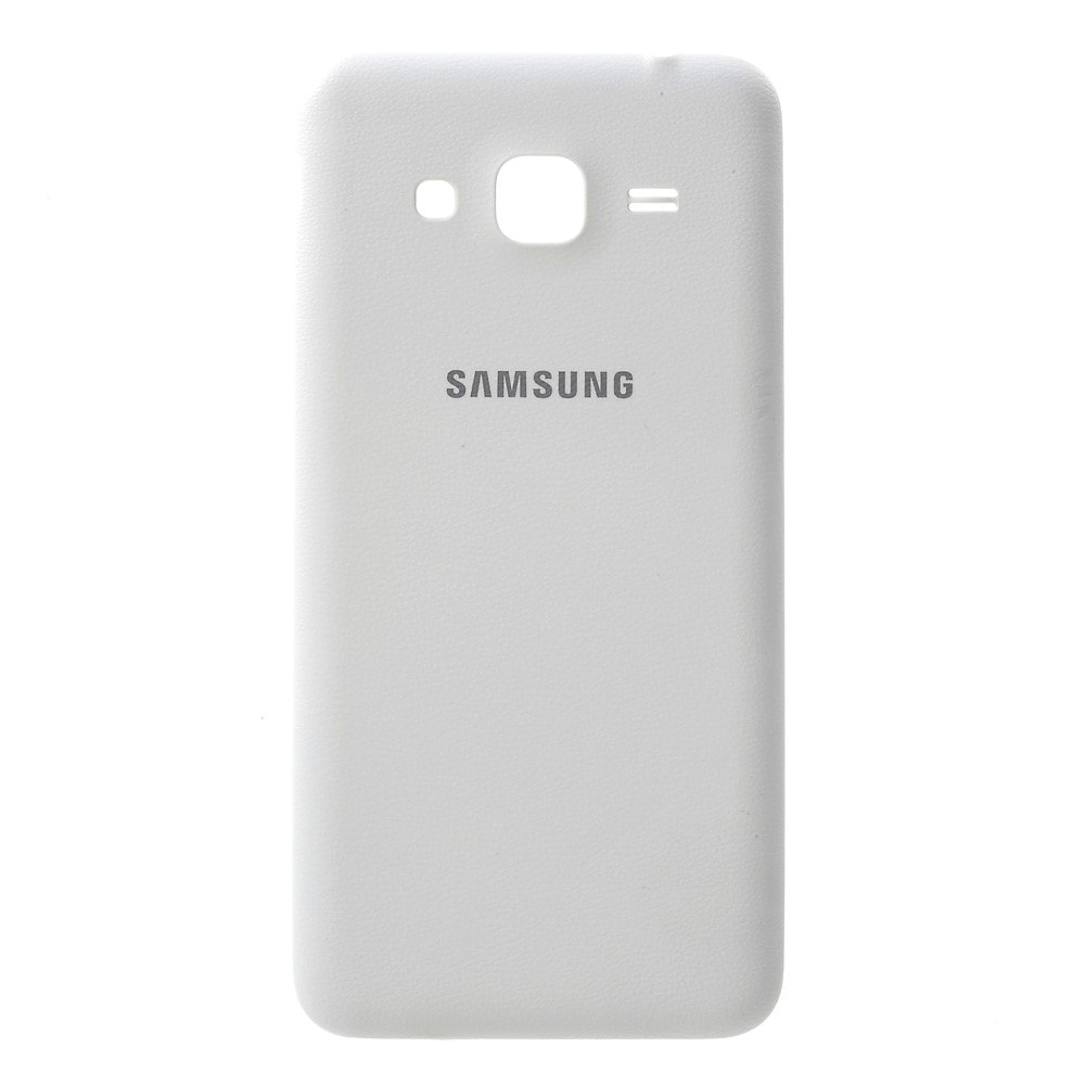 Samsung Galaxy J3 2016 zadní kryt baterie plastový bílý J320F