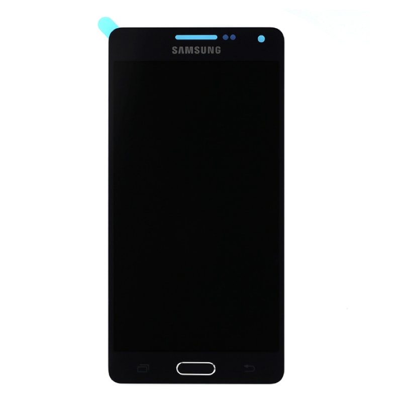 Samsung Galaxy A5 2015 LCD displej dotykové sklo černé A500F