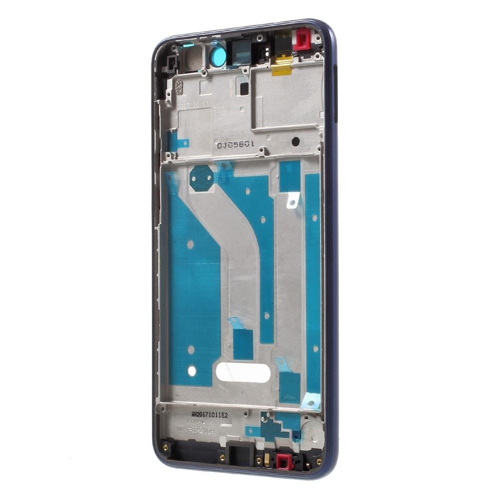 Huawei P9 Lite 2017 / Honor 8 lite střední rámeček LCD tmavě modrý