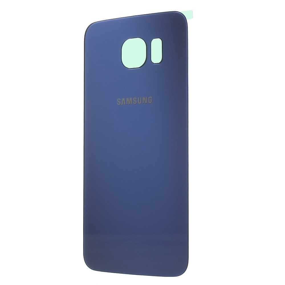 Samsung Galaxy S6 Edge zadní kryt baterie tmavě modrý G925F