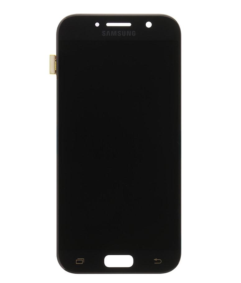 Samsung Galaxy A5 2017 LCD displej dotykové sklo černé A520F