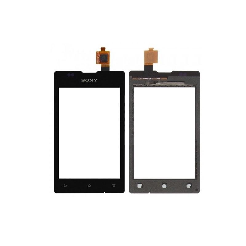 Sony Xperia E dotykové sklo černé C1505