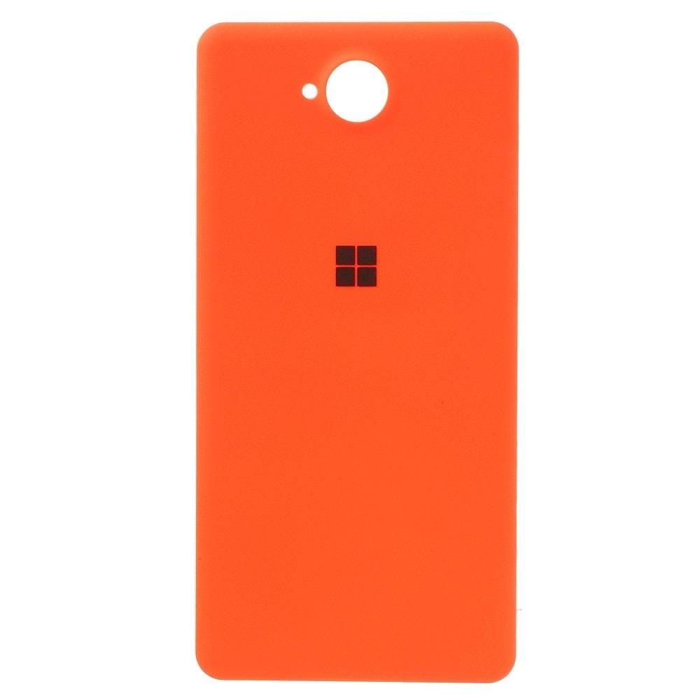 Microsoft Lumia 650 zadní kryt baterie oranžový