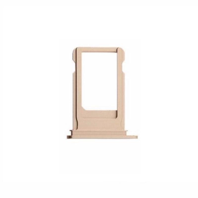 Apple iPhone 7 šuplík na SIM tray držák karty Zlatá - Champagne
