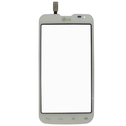 LG L90 dual dotykové sklo D410 bílé