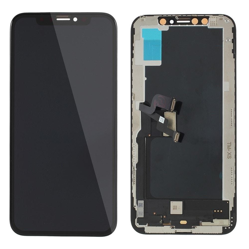 Apple iPhone XS přední panel Tianma displej TFT dotykové sklo komplet