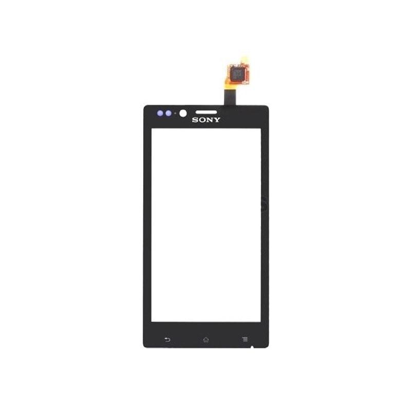 Sony Xperia J dotykové sklo ST26i