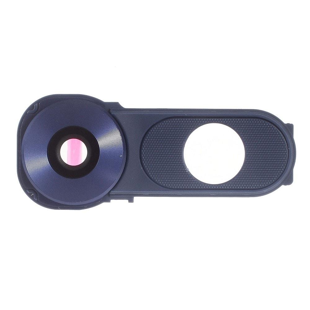 LG V10 krytka čočky fotoaprátu modrá
