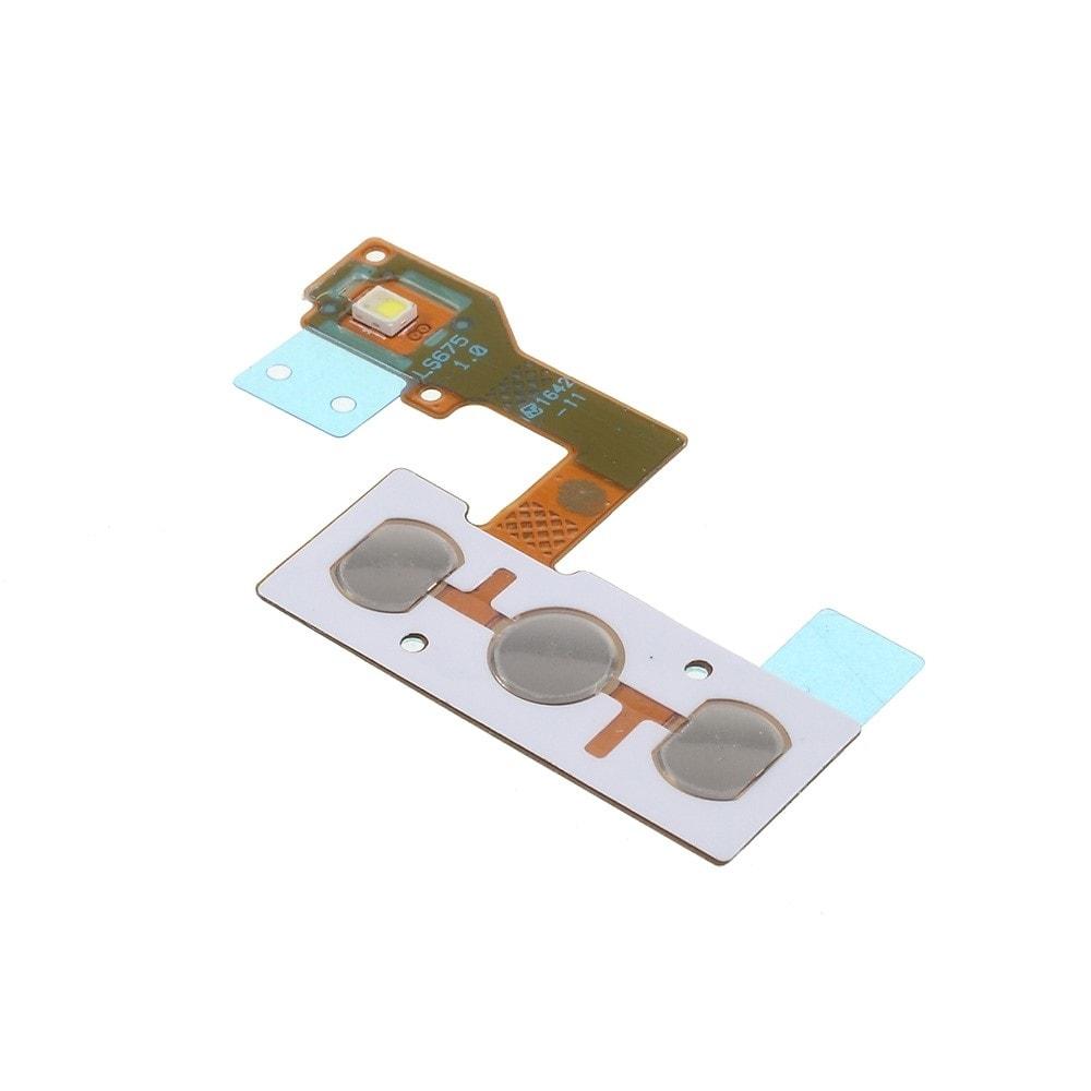 LG K8 Zapínací tlačítko ovládání volume hlasitosti flex kabel